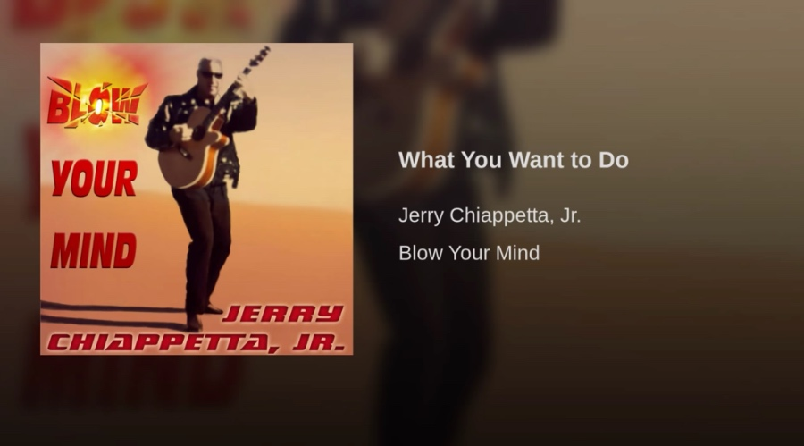Check Out WHAT YOU WANT TO DO Track16 Off Of The JERRY CHIAPPETTA JR BLOW YOUR MIND 21 Song Digital Album Free Full Length Preview At